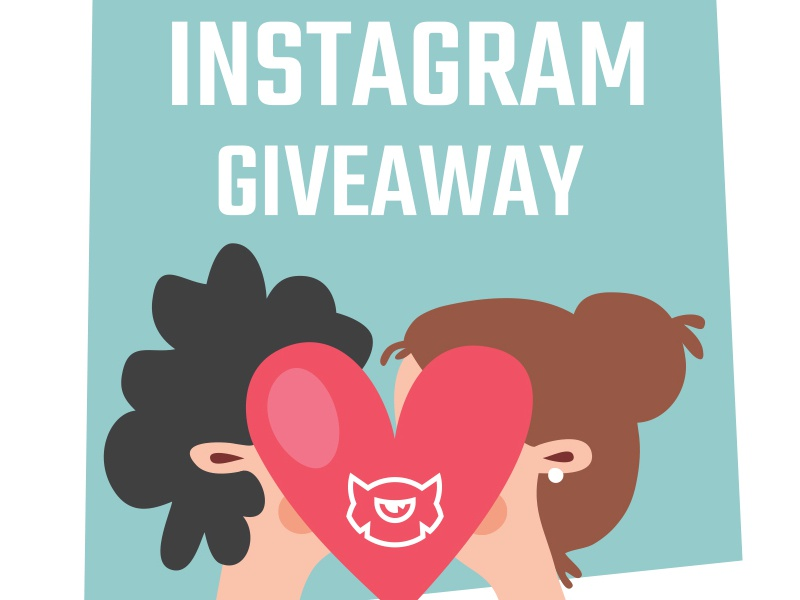 Instagram Giveaway From TemplateMonster by TemplateMonster