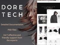 Doretech 1.7 PrestaShop Theme