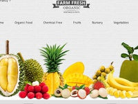 Fresh - Organic OpenCart Template