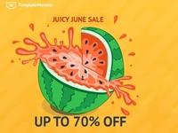 Juicy June SALE