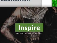 Inspire Presentation PowerPoint Template