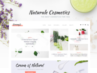 Healthy Fashion Elementor WordPress Theme