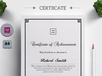 ARP - Certificate Template