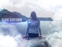 Ð¡loud Slideshow After Effects Intro