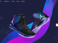 Sneakers Shoes Store OpenCart Template