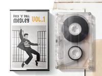 Cassette Tape Mockup Product Mockup