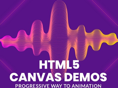 Progressive Way to Animation with HTML5 Canvas Demos webdevelopment webdesign canvas html5