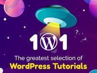 101 WordPress Tutorials