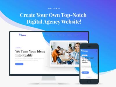 Digital Multipurpose Modern Elementor WordPress Theme
