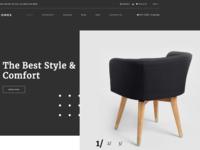 Homes - Home Decor Multipage Minimalistic Shopify Theme