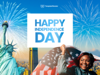 4th July. Happy Independence Day!