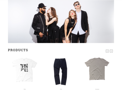 Urban People - Fashion Store Multipage Creative Shopify Theme