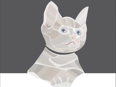 Kitty Logo Template #84900 template website webdesign logos logo design logodesign logo
