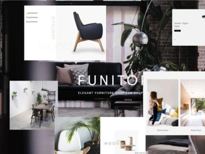 Funitor - Elegant Furniture Shopify Theme