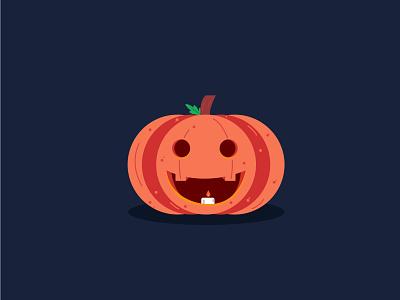 Jack o'lantern jack o lantern pumpkin halloween design illustration art character design character vector illustration