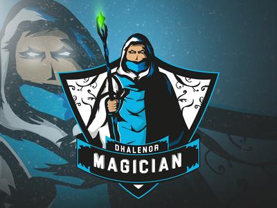 Dhalenor Magician
