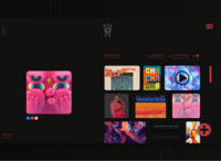 VIZU, gallery page