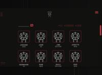 VIZU, profiles page