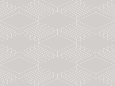 Pattern A minimal vector outlines pattern
