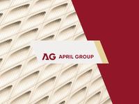 April Group logo