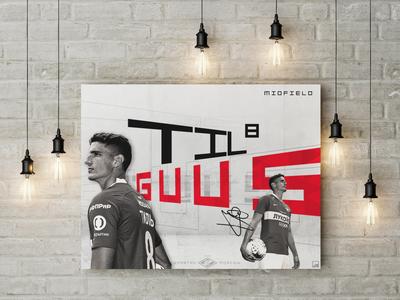 "Poster ""Guus Til"""