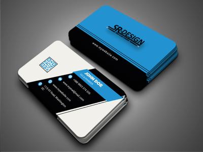 Unique design business card
