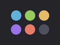 DayCast Color Palette