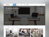 Workspace Sharing Site