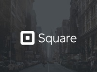 I'm interning at Square!
