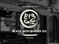 BLACK IRON BURGER GO