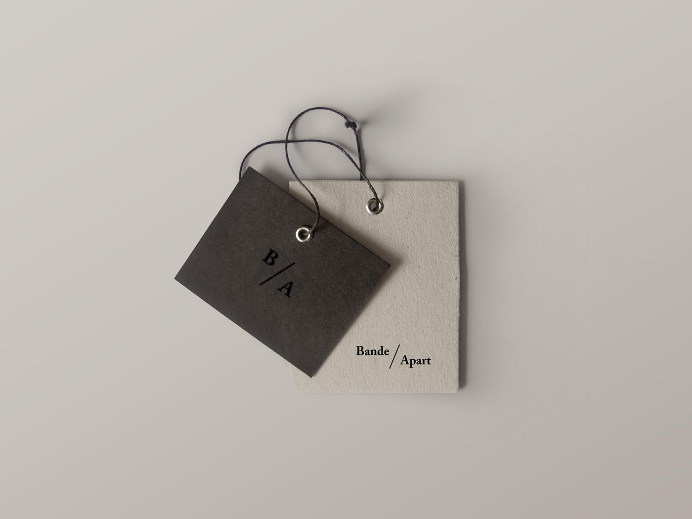 Bande / Apart design typography illustrator vector illustration logo branding