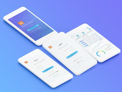 dashboard mobile view