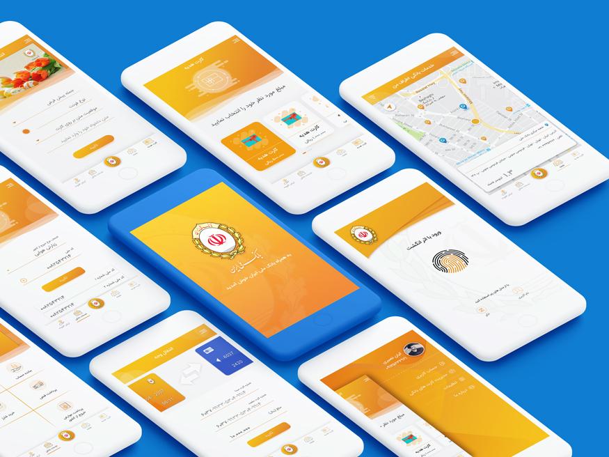 BMI bank app branding interface flat  design designer dashboard flat register bank card bank app bank icon illustration animation mobile design app design ux ui