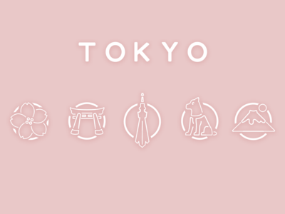 Tokyo Icons