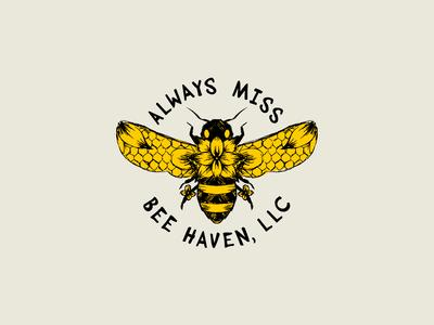Always Miss Bee Haven Logo