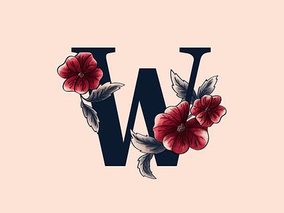 Wednesday! poppy spring floral type wednesday