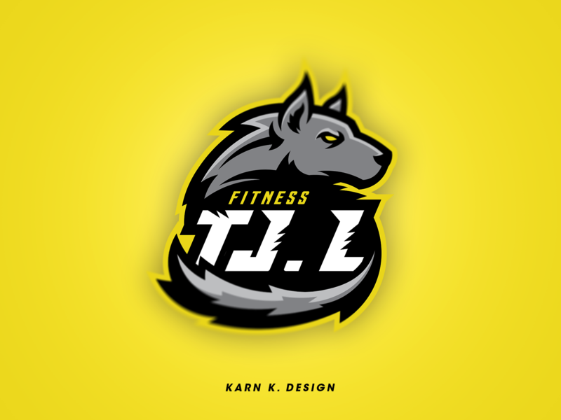 TJ  L Alternative logo by Karnbadin Karnreungsiri on Dribbble
