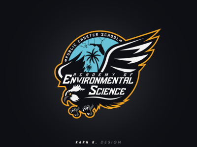 Academy of environmental science | Brand Identity