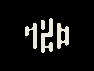 720 Podcast podcasting soundwave numbers podcast logo conversation radio podcast sound