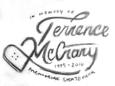 R.I.P. Terrence McCrary