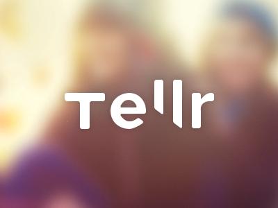 Tellr Logo