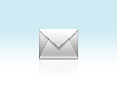 Mail Icon - 1st Attempt ever icon mail