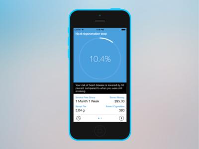 Smokefree ios 7 iphone ipad smokefree noidentity apps