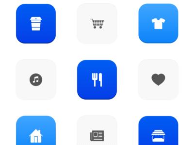 Next 4.0 – Shadows! notsoflat flat tiles tracking money next expenses finance iphone app ios