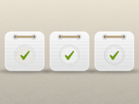 ListBook icon 3.x