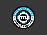 Microlancer Service Provider Badge