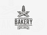 Bakery Logo Label