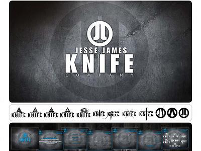 Jesse James logo concepts