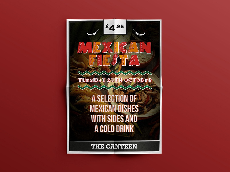 Mexican dribbble