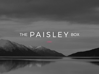 The Paisley Box — Logo Design